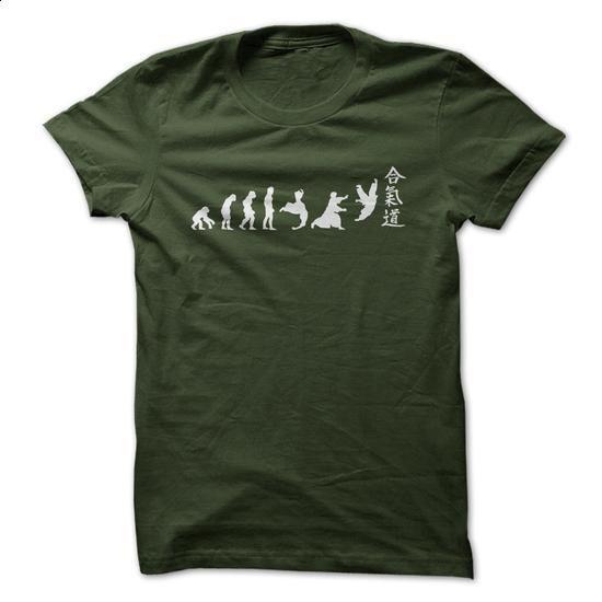Evolution Aikido - #hoodies for women #mens dress shirt. ORDER HERE =>…