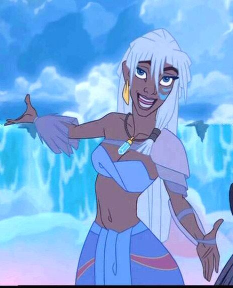 Which Disney Heroine Are You? I got Kida from 'Atlantis, The Lost Empire.' You are a true warrior, fierce and determined to fight for what you believe in.  You are passionate about your interests and roots and will face any adversity to achieve your goals.