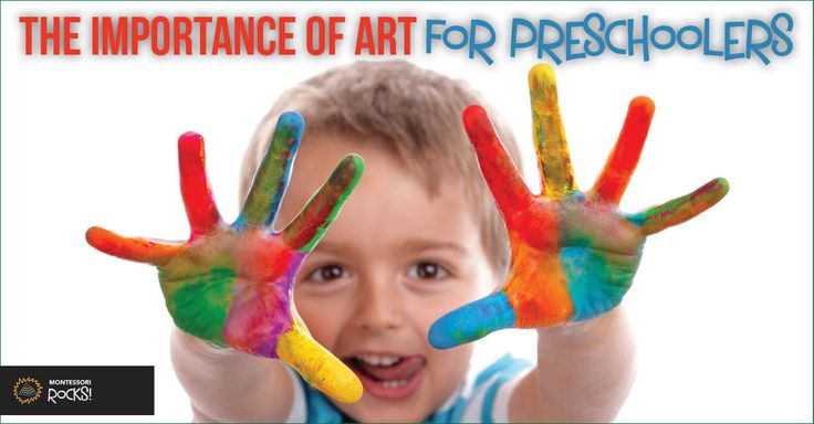 Art can help little ones explore and experiment in a fun environment. Read this to find out others ways it's so important for preschoolers.