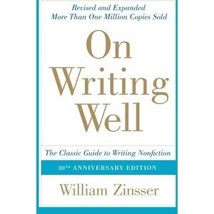41 best reference books for writers images on pinterest author on writing well the classic guide to writing nonfiction fandeluxe Image collections