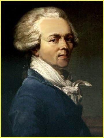 Joseph Ducreux - Maximilien Robespierre
