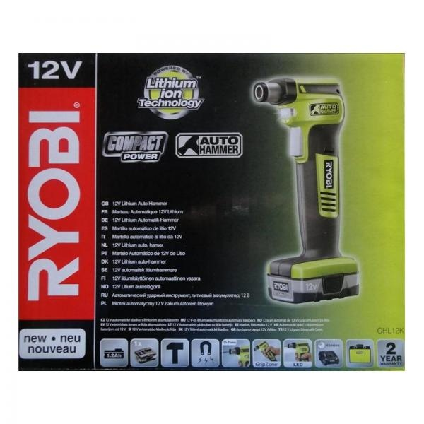 Today's top offer: RYOBI CHL12K, 12-volt Auto Hammer - starting from 30.00 Euro per piece!