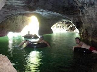 Cuevas de Candelaria. Coban.