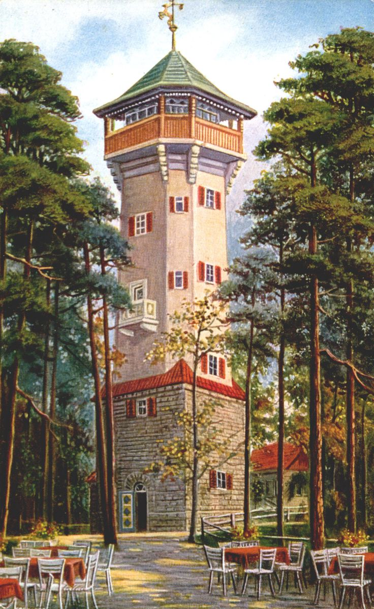 lookout tower Diana #Diana #karlovyvary #tower