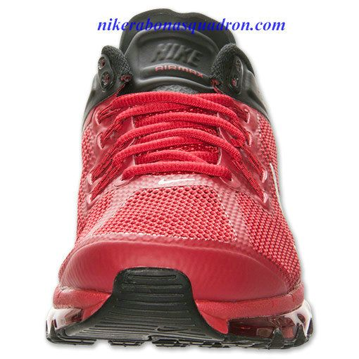 Nike Air Max 2013 Fitness Gym Rouge
