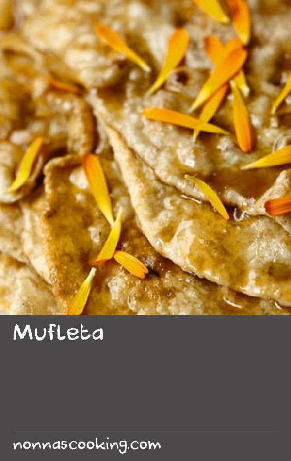 Mufleta | These simple pancakes are traditionally eaten at the Moroccan festival Mimouna, which marks the end of the Jewish Passover. The sweet breads are best served with butter and honey.