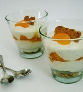 Spekulatius-Mandarinen-Quark-Creme