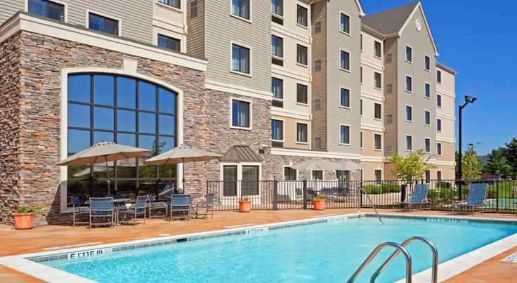 Staybridge Suites Wilmington - Brandywine Valley Glen Mills Providing free shuttle service to sites within an 8-mile (12.9km) radius, this all-suite property located in Glen Mills, Pennsylvania is within driving distance of Valley Forge National Park.