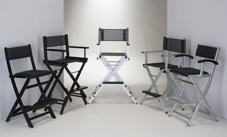 """How to choose the best makeup chair? The first equipment that a makeup artist feels the need of when he or she starts to work """"on the road"""" is a professional makeup chair. Improperly called also """"director chair"""", it is a folding and portable chair that, although inspired by the director chairs, has very different characteristics. Read more on www.facebook.com/... #makeupstations #cantoni #cantonidoitbetter #makeupchairs"""