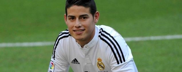 Foto: James Rodríguez - Real Madrid (Getty Images)