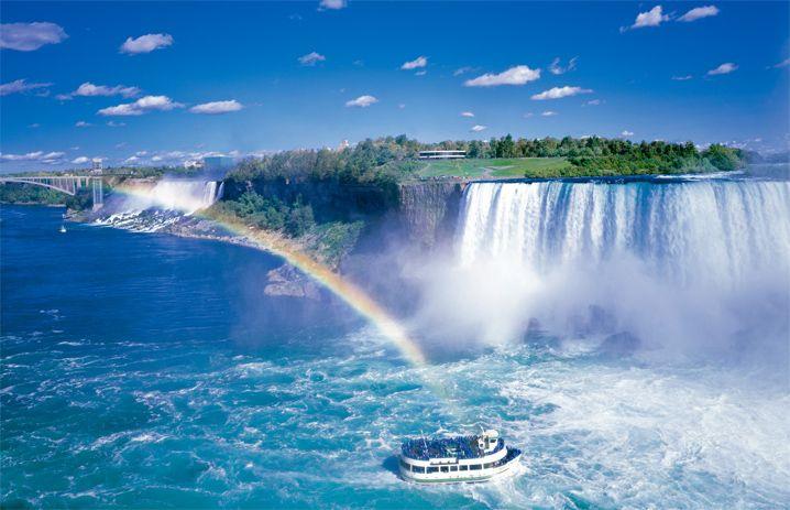 ナイアガラの滝が大迫力!ぜひとも行ってみたいカナダ 旅行・観光の見所!