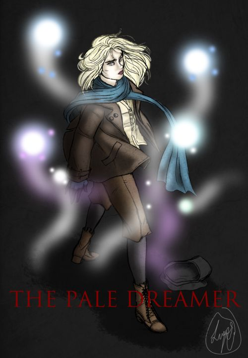 Pale-Dreamer - Paige from The Bone Season