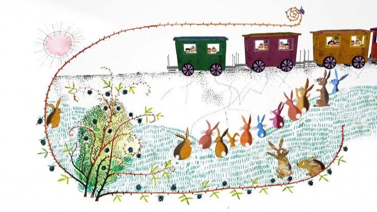 Kinderlied Bimmelbahn