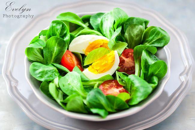kitchen drama  |  food photography: Colourful Salad