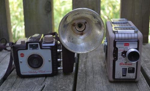 1950s Kodak Brownie Holiday Camera
