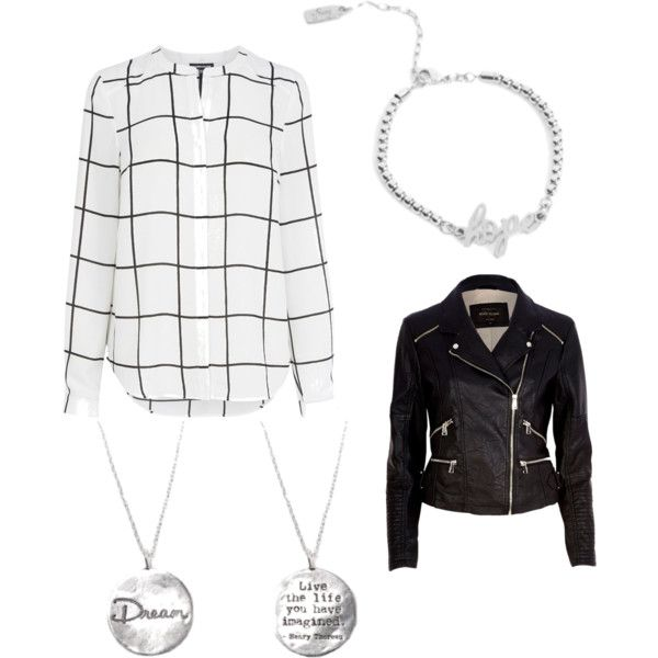 Fancy with Foxy by brittanypileggi on Polyvore featuring Warehouse and River Island