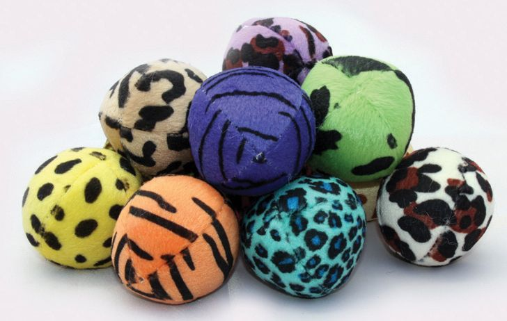 Modern Cat Catnip Filled Plush Toys