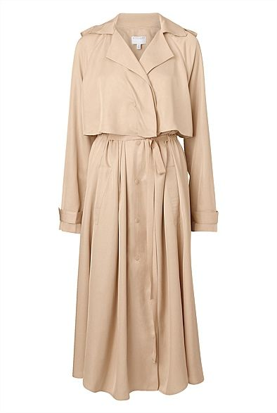 Women's New In | Clothing | Witchery Online - Soft Luxe Trench