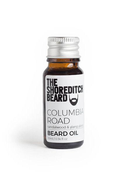 New! Columbia Road Beard Oil - The Shoreditch Beard - 3