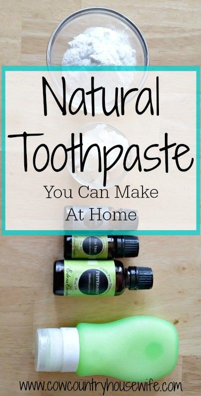 Making your own toothpaste is easy, cheap, and healthy. The toothpaste is whitening and is still safe enough for use with kids! The best part: it can be made with things you already have at home!