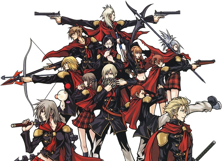 Final Fantasy Type-0 Screen on http://www.majestichorn.com/2012/03/final-fantasy-type-0-screen/