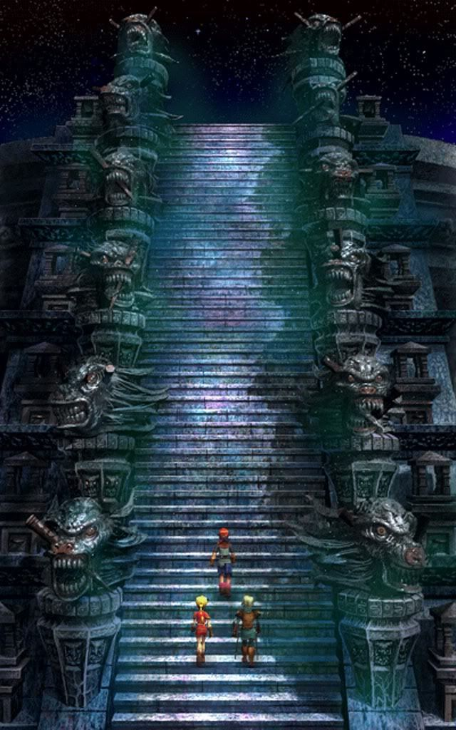 Chrono Cross Part #85 - Episode LXXVIII: Serge and the Time Devourer of Terra Tower