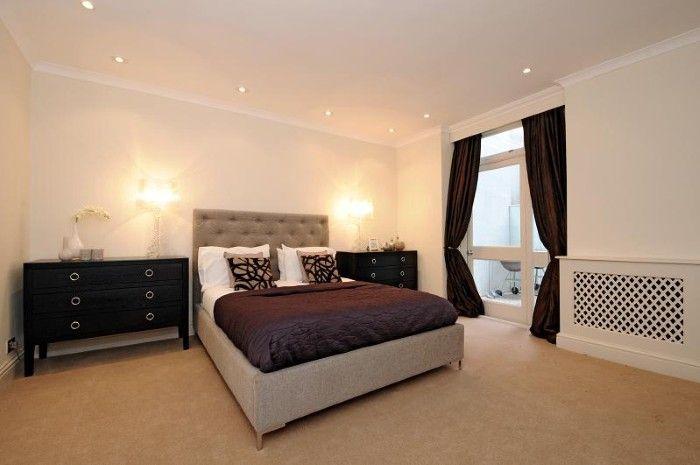 Master Bedroom - Lowndes Square, London