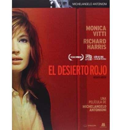 El desierto rojo  (DVD) / director Michelangelo Antonioni Tribanda, 2010