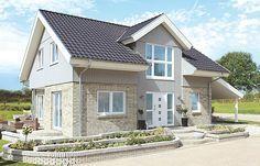 Westerland | Häuser und Grundrisse | Fertighaus und Energiesparhaus | Danhaus - Das 1 Liter Haus