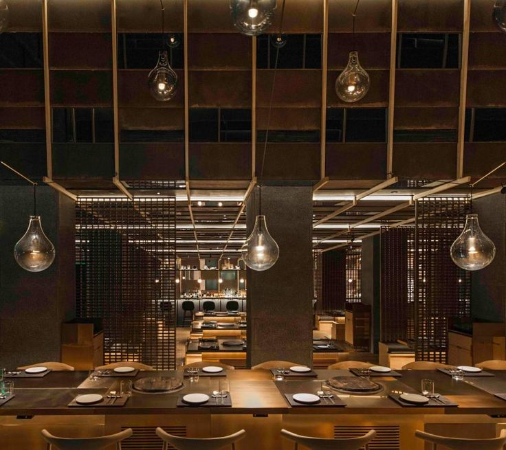 1000+ images about Restaurant Lighting and Design on Pinterest ...
