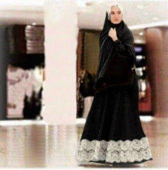 Galeri Fashion Murah: GAMIS SYAR'I