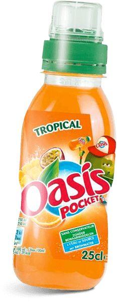 oasis boisson tropical - Recherche Google