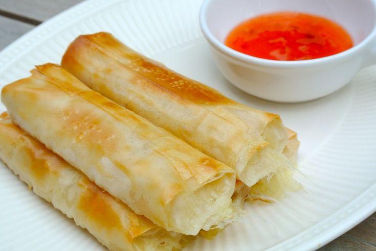 OMG!! Ik heb honger!!! Mozzarella sticks uit de oven - Lekker en Simpel