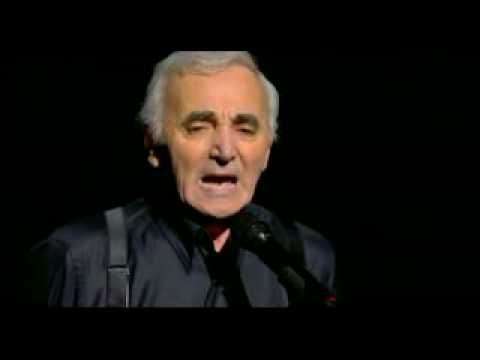 "Charles Aznavour ""La Boehme"" - YouTube"