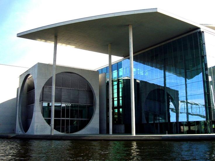 Edificios del Bundestag, Berlín