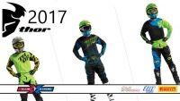 GAMA THOR 2017 FOR MOTOCROSS