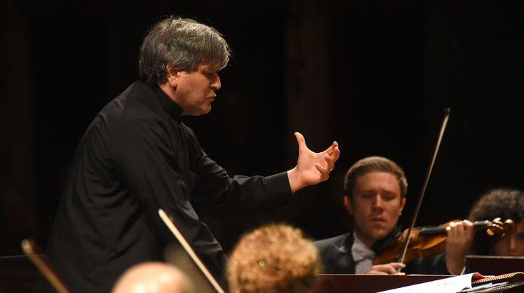 Orchestra dell'Accademia Nazionale di Santa Cecilia - Antonio Pappano - foto di Roberto Ricci