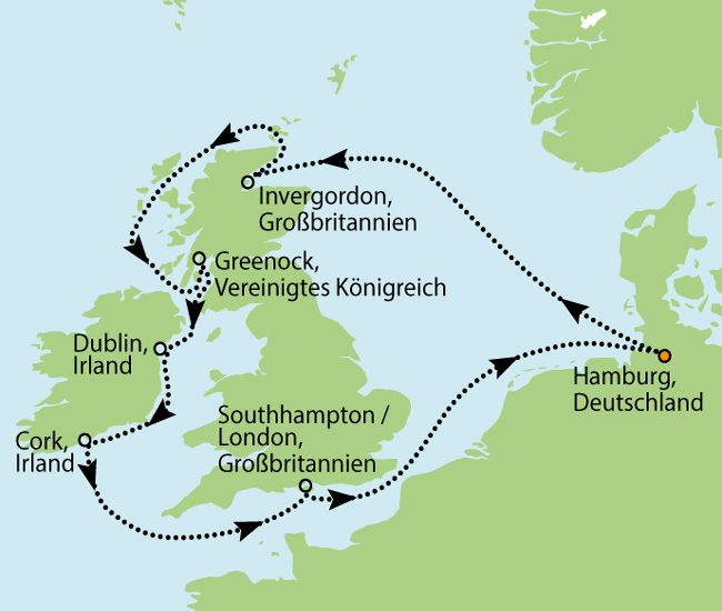 Die Große England Tour: 12 Tage nur € 1199 inkl. alle Transfers!