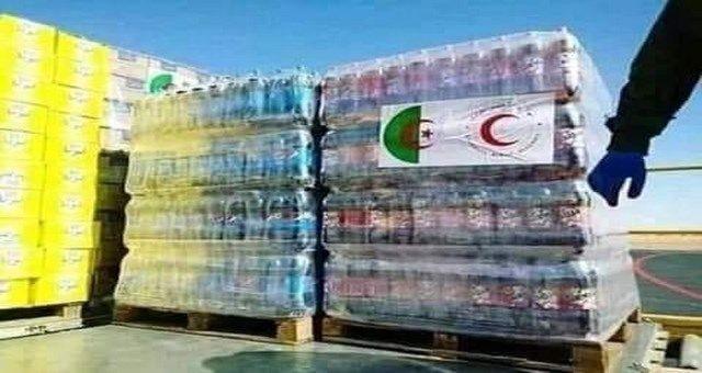 الجزائر سخرية عارمة من تبر ع الرئيس تبون بالمشروبات الغازية للشعب اللبناني فيديو Jenga Toys Video