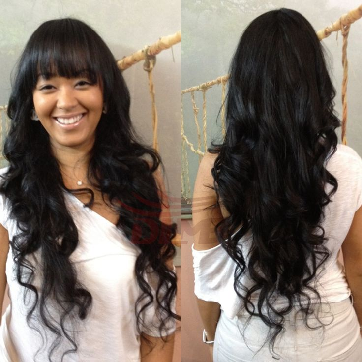 Excellent 1000 Ideas About Chinese Bangs On Pinterest Wigs With Bangs Short Hairstyles Gunalazisus