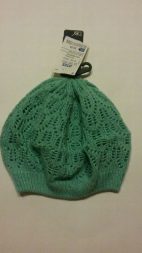 DAVID & YOUNG FASHION KNIT HAT ONE SIZE SOLD AT ROSS STORE | eBay