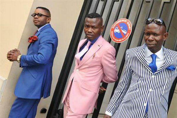 50~60年代のフレンチ・ファッションに身を包む、コンゴ共和国の半端無くダンディーな紳士「サペー」たち - DNA