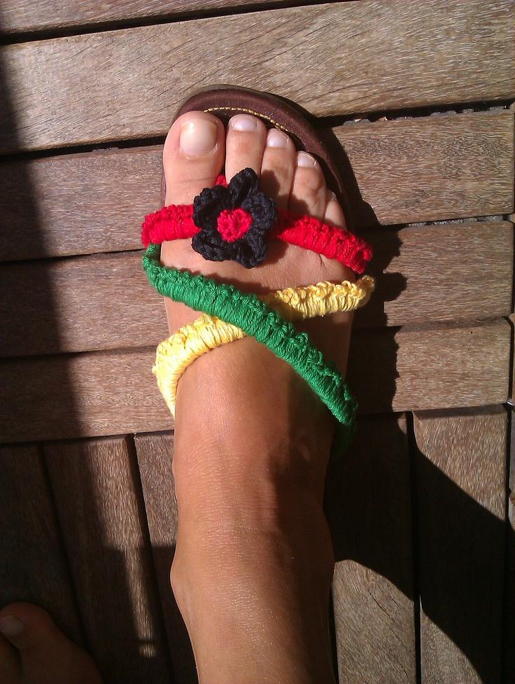 Pimpad sandal :)