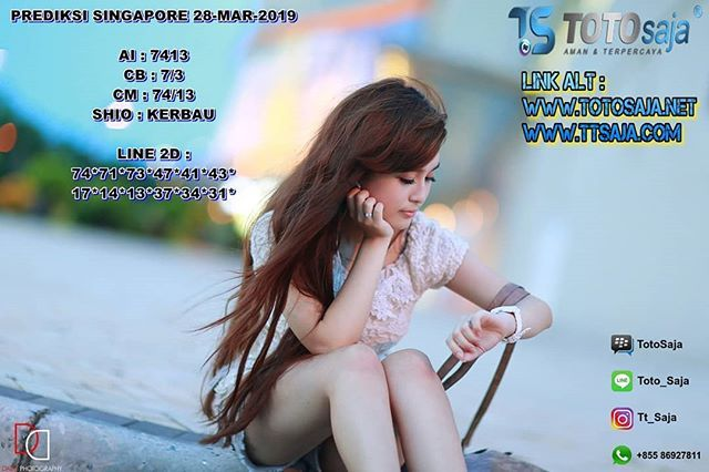 Totosaja Tt Saja Prediksi Totosaja Pasaran Singapore 28 03 2019 Instagram