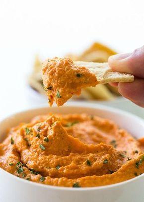 Ich bin ein Fan von Hummus, den klassischen Kichererbsen (siehe Rezept …   – Brunch et apéros dinatoires