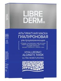 Librederm, альгинатная маска «Гиалуроновая», 477 руб.
