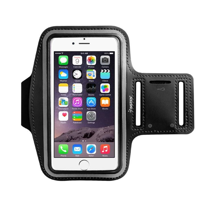 "Insten 4.7"" Phone Armband with Key Holder for iPhone 7 Samsung HTC LG Case Sportband Arm Band Belt Cover Running GYM Bag //Price: $0.00//     #shopping"