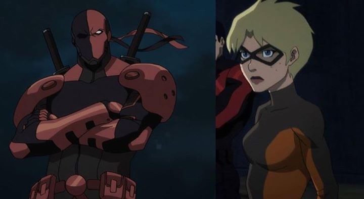 TEEN TITANS: Judas Contract Movie Adds CHRISTINA RICCI and MIGUEL FERRER as TERRA and DEATHSTROKE #Marvel #comics #avengers