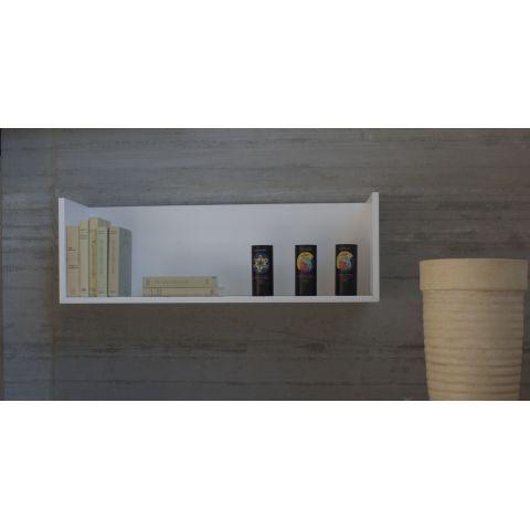 Mensole Componibili Per Casa.Mensole Da Salotto Elemento Cubo Bianco Frassinato Cm X X H Mensola