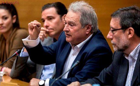 """Alfonso Rus: """"Nunca he pedido dinero ni para mí ni para el Partido Popular"""""""